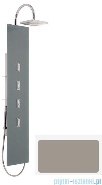 Sanplast Space Line panel prysznicowy PP/SPACE-150 31x150cm kamienno-szary 631-100-0030-52-000