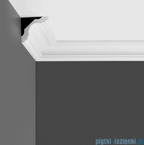 Dunin Wallstar listwa sufitowa gładka 6x6x200cm CTA-061