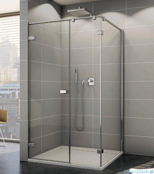 Sanswiss Melia ME31P Kabina prysznicowa lewa 90x120cm przejrzyste ME31PG0901007/MET3PD1201007