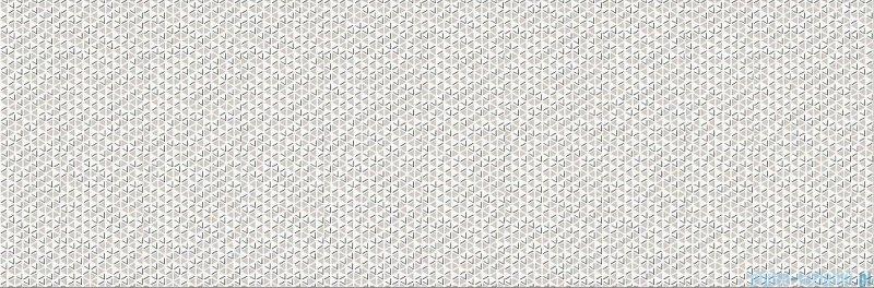 Ceramika Color Java Xero White Dekor Scienny 25x75 Plytki Lazienki