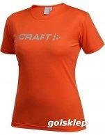 Koszulka damska CRAFT Active Run Logo 192482 r.38