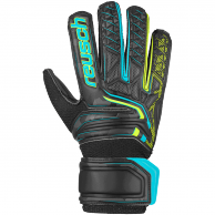 REUSCH ATTRAKT SD OPEN CUFF JUNIOR rękawice r 4