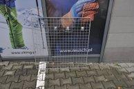 KRATA SKLEPOWA EKSPOZYCYJNA 95 x 95 cm SCIENNA!