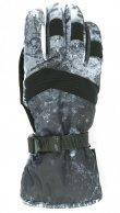 4F REM002 MĘSKIE Rękawice narciarskie zimowe r L