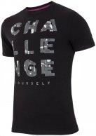 Koszulka męska sportowa t-shirt 4F TSM014 r. L