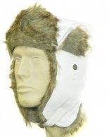 SEGER SASHA Czapka narciarska uszatka r. 58 cm
