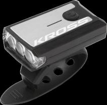 KROSS NEAT LAMPKA ROWEROWA PRZÓD LED ŁADOWANA USB