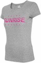 4F TSD015 Koszulka damska sportowa t-shirt r XXL