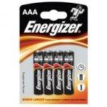 Bateria AAA/LR03 Energizer Power Alkaline [4 szt.]