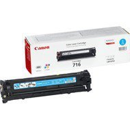 Toner Canon CRG716C do LBP-5050, MF-8030/8050 | 1 500 str. | cyan