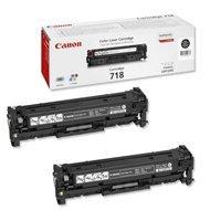 Toner Canon CRG718BK dwupak LBP7200 MF8330CDN oryginał
