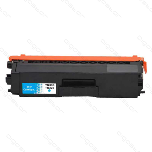 Toner Brother TN-326C [3500 str.] zamiennik cyan