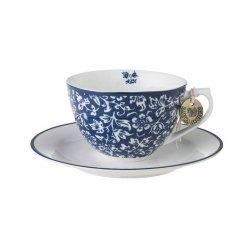 Laura Ashley BLUEPRINT - filiżanka do cappuccino 250 ml - SWEET ALLYSUM