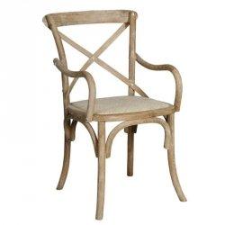 Krzesło Belldeco - Bari - z podłokietnikami