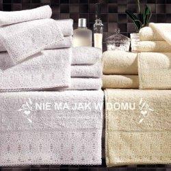 Komplet ręczników Tac - Fairy - 3 szt. - białe