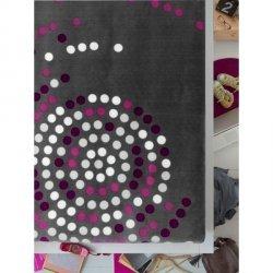 Narzuta Koc Duo by Piel - Concentric 220x240 cm - 3 kolory