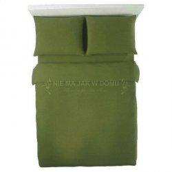 Pościel Benetton Solid Jeans Zielona