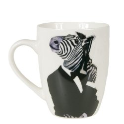 Kubek Funny Animals - Zebra