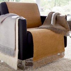 Narzuta Bocasa Cotton Cover - narzuta na fotel - 5 kolorów