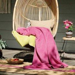 Koc Biederlack African Spirit - różowy