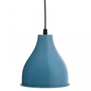 Lampa sufitowa Aluro - NUNO - niebieska