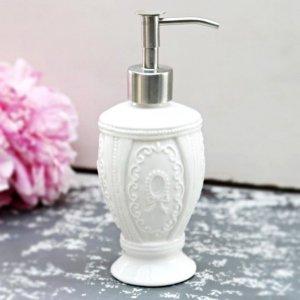 Dozownik do mydła w płynie Chic Antique - Marie Antoinette - 18 cm