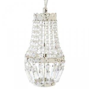 Lampa sufitowa Chic Antique - Chic - biała