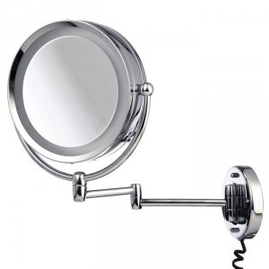 Lusterko kosmetyczne Möve - Swing - podświetlane