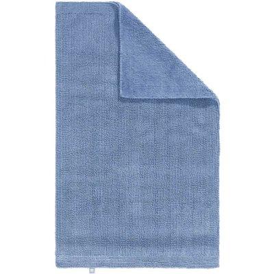 Dywanik łazienkowy Rhomtuft - PUR - niebieski