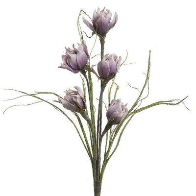 Sztuczny kwiat Belldeco - fiolet 1