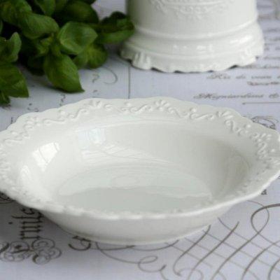 PROVENCE CHIC - talerz do zupy 21 cm