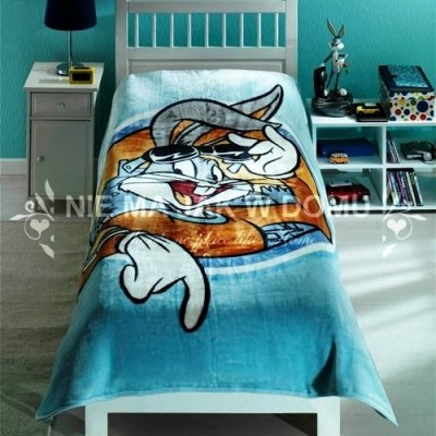 Narzuta Koc Tac - Króliczek Bunny