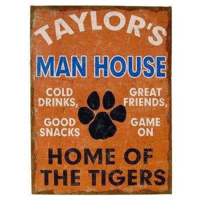 Obraz typograficzny - TAYLOR'S MAN HOUSE