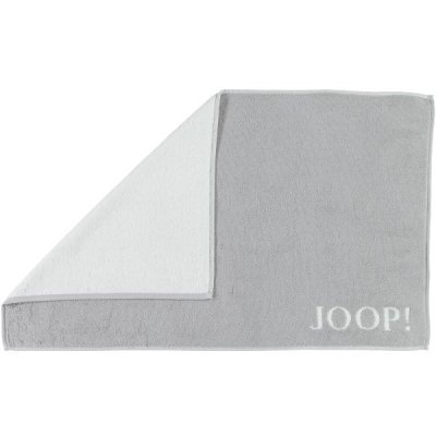 Mata łazienkowa Joop! Classic - biało-szara