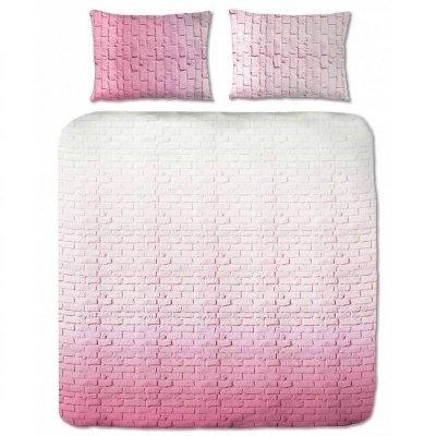 Pościel ANEEZA - Pink Brick
