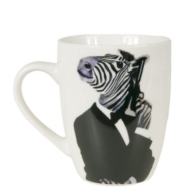 Kubek Funny Animals - Zebra