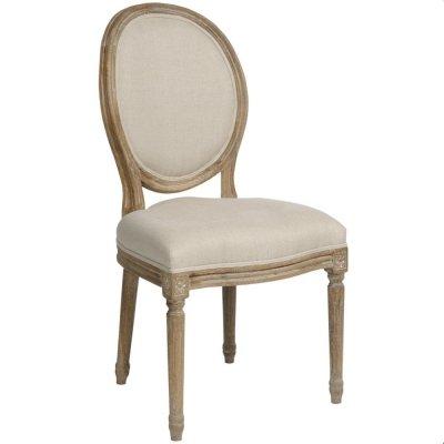 Krzesło Belldeco - Classic - oparcie gładkie