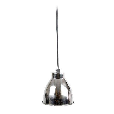 Lampa sufitowa - Retro - srebrna