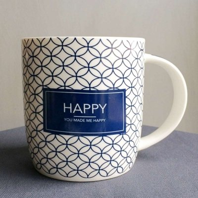 Kubek Emotions - HAPPY - 350 ml