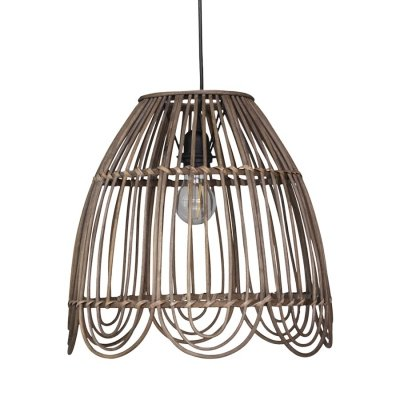 Lampa sufitowa Chic Antique - Rattanowa 2