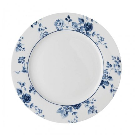 Laura Ashley BLUEPRINT - talerz śniadaniowy 20 cm - CHINA ROSE