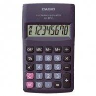 Kalkulator Casio, HL 815L BK, czarna
