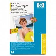 HP Advanced Glossy Photo Pa, foto papier, połysk, zaawansowany, biały, A3, 250 g/m2, 20 szt., Q8697A, atrament