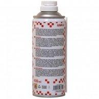Środki czyszczące sprężone powietrze, na ciężko dostępnym miejscu, 400 ml, LOGO