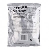 Sharp oryginalny developer AR-202DV, 30000s, Sharp AR-163, 202, 206, 5015, 5120, M160, 205, 5316, 532