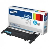 Samsung oryginalny toner CLT-C4072S, cyan, 1000s, Samsung CLP-320, CLP-325, CLX-3185