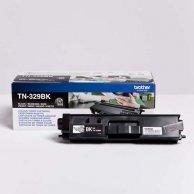 Brother oryginalny toner TN-329BK, black, 6000s, Brother HLL-8350CDW,HLL-9200CDWT