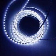 LED pasek 3m, 1620lm, biały, zimny, IP65, 360xled, 3528, 2160mA