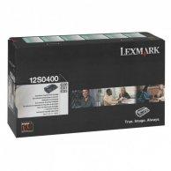 Lexmark oryginalny toner 12S0400, black, 2500s, return, Lexmark E220