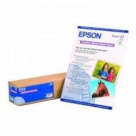 Epson Premium Glossy Photo Pa, foto papier, połysk, silny, biały, Stylus Photo 1270, 2100, A3, 255 g/m2, 20 szt., C13S041315, atra